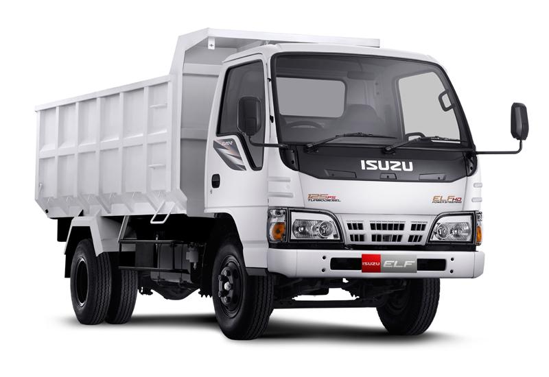 Isuzu ELF NKR 71 STD 125 PS (6 Ban)
